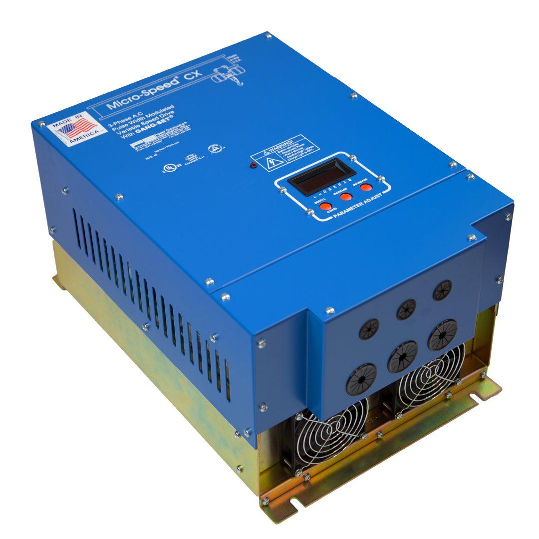 Micro-Speed® CXR™ (1-40 HP) - Power Electronics®