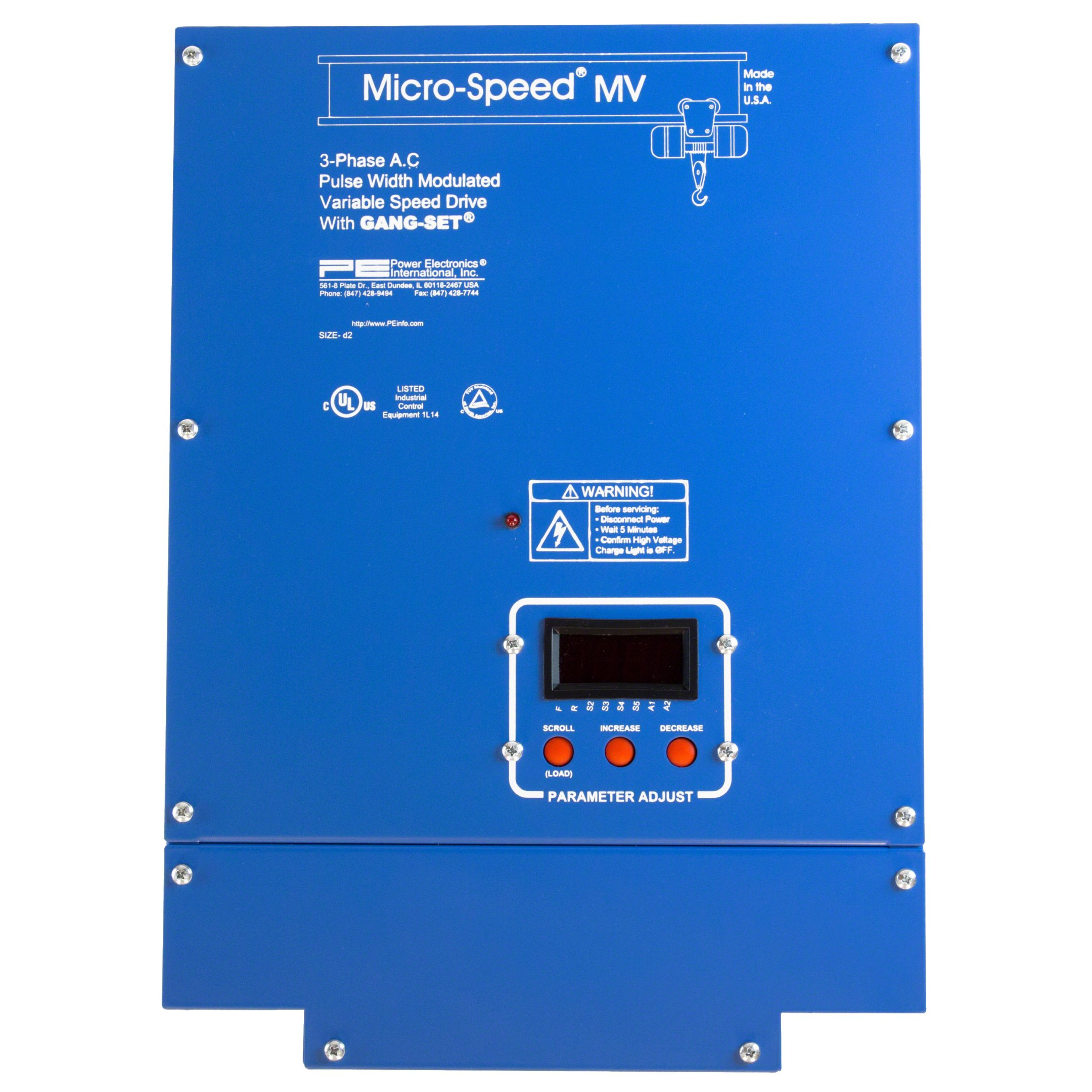 Micro Speed Multi Vector 1 600 Hp Power Electronics J 380 Circuit Board Wiring Diagram Product Description