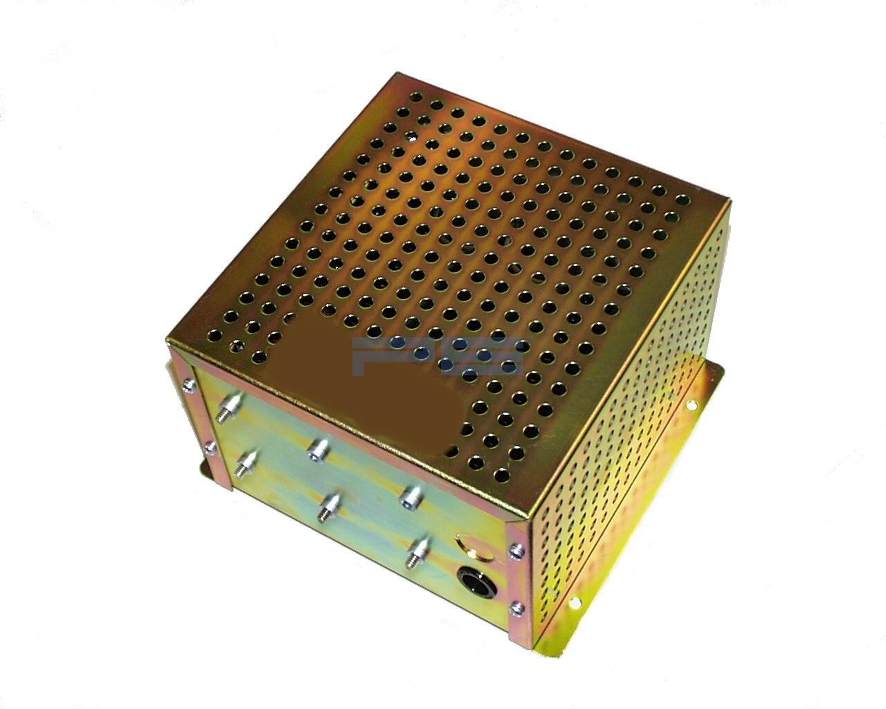Regeneration Resistor